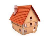 дом 3d бесплатная иллюстрация