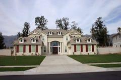 дом 5 california Стоковое фото RF