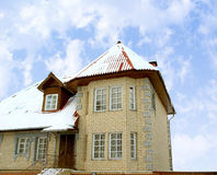 дом 6 Стоковое Фото