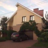 Дом Стоковая Фотография RF