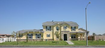 дом 8 california стоковое фото rf