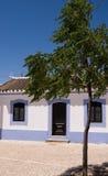 дом algarve типичная Стоковое фото RF