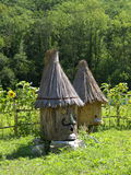 дом apiary Стоковое Фото