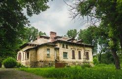 Дом Baige Стоковая Фотография