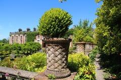 Дом Bantry и сады, Bantry, западная пробочка Ирландия Стоковые Фотографии RF