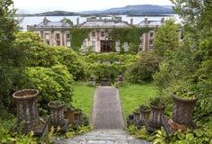 Дом Bantry, пробочка графства, Ирландия Стоковое фото RF