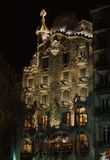 дом barcelona Стоковая Фотография RF