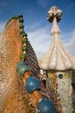 дом batllo barcelona Стоковое Изображение