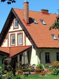 Дом Beauiful Стоковые Изображения