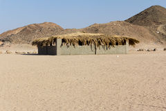 Дом Beduin Стоковые Изображения