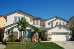дом california высококачественная Стоковые Изображения