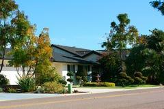 дом california Стоковое Изображение