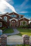дом california Стоковое Фото
