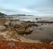 дом carmel california пляжа Стоковое Фото