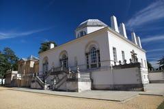 Дом Chiswick вилла Palladian в майне Burlington, Chiswick, в городе Лондона Hounslow в Англии Стоковые Фото