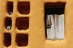 дом dogon Стоковое Изображение RF