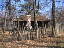 Дом Ethno стоковая фотография