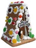 дом gingerbread Стоковые Фотографии RF