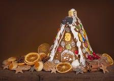 Дом Gingerbread Стоковое Фото