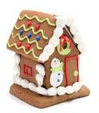 дом gingerbread Стоковые Фото