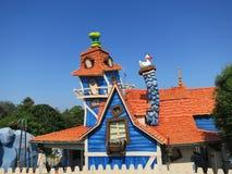Дом Goofie Стоковые Изображения