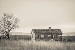 Дом Henry на поле брани Manassas Стоковые Фотографии RF