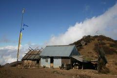 дом himalayans фермы Стоковое Фото