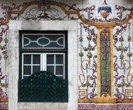 дом lisbon стоковая фотография
