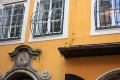 Дом Mozart в Зальцбурге Австрия 2018 Стоковое Изображение