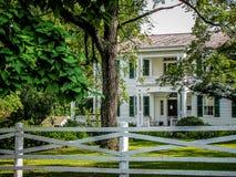 Дом Murrell в Оклахоме стоковые изображения rf
