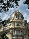 дом paris Стоковая Фотография