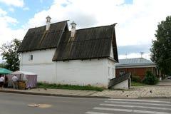 Дом Posadsky в Suzdal стоковое фото