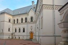 Дом pricht собора Feodorovsky в Санкт-Петербурге, России Стоковые Фотографии RF