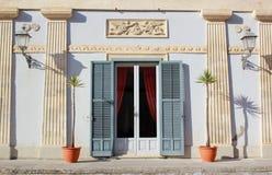дом ragusa фасада Стоковые Фото