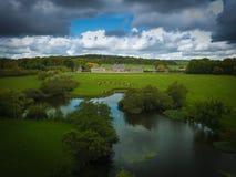 Дом Russborough Wicklow Ирландия стоковые фото