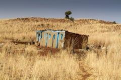 Дом ` s наемных сельскохозяйственных рабочих Стоковая Фотография RF