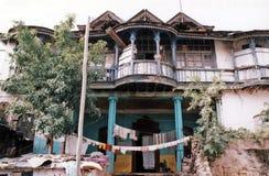 Дом selassie Haile стоковые изображения rf