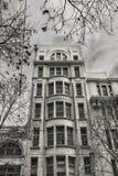 Дом Swanston на улице Swanston стоковые фотографии rf