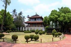 Дом Tainan, Тайваня Chikan Стоковое Изображение