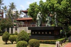 Дом Tainan, Тайваня Chikan Стоковые Изображения RF