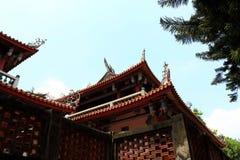 Дом Tainan, Тайваня Chikan Стоковые Фото