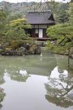 Дом Tipical японский в Киото Стоковое Изображение