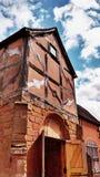 Дом Tudor Стоковое фото RF