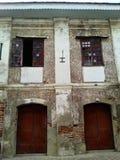 Дом 1 Vigan испанский стоковые изображения