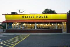 Дом Waffle стоковые фото
