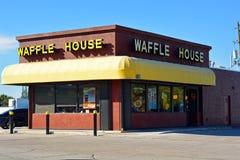 Дом Waffle Стоковое Изображение RF