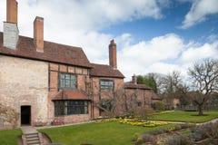 Дом Willaim Шекспир стоковые изображения rf