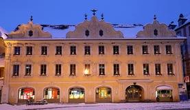 дом wurzburg Германии сокола стоковая фотография