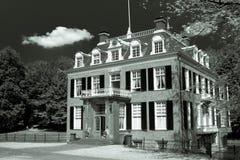 дом zypendaal Стоковое Изображение