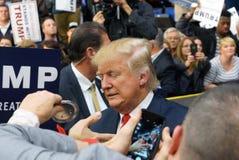 Дональд Трамп 9-ое ноября 2015 Стоковое Изображение
